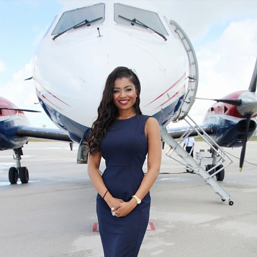 Meet the 29-Year-Old Woman Running One of the Most Successful Black-Owned Airlines In The World