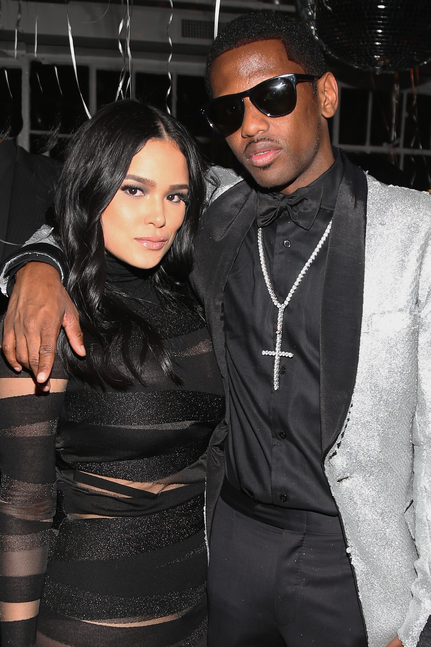 Fabolous Caught on Video Threatening Emily B. In Domestic Violence Incident