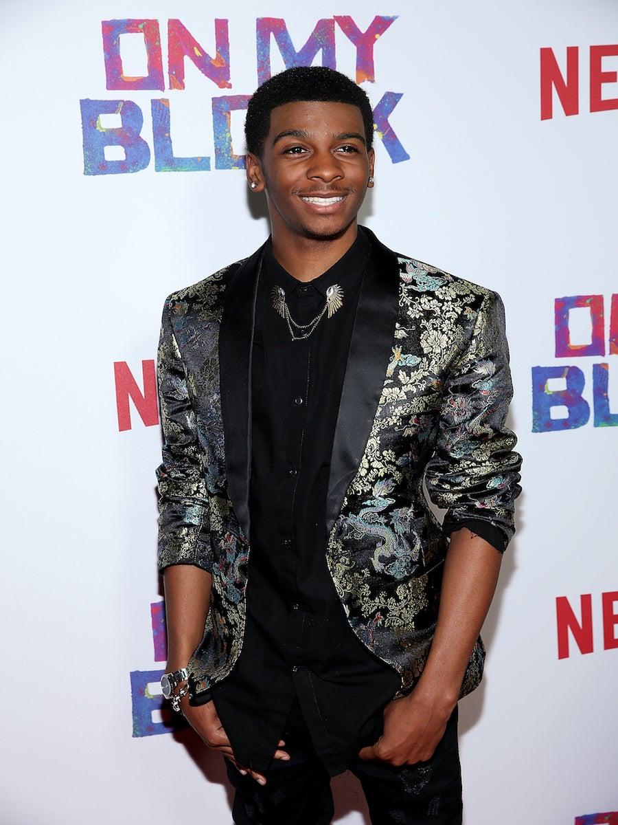 It's Hard Not To Love 'On My Block's' Jamal! Star Brett Gray Opens Up About Season 1's Shocking Finale