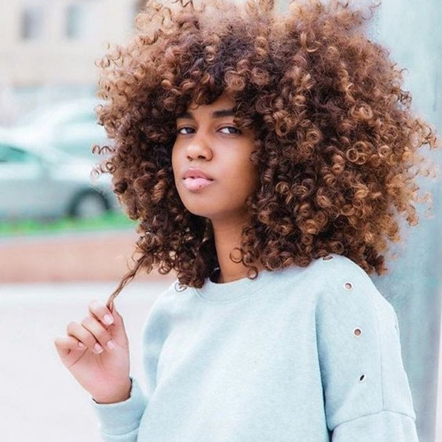 Pinterest Isn't Just For Wedding Planning, It Has Amazing Natural Hair Inspiration Too!