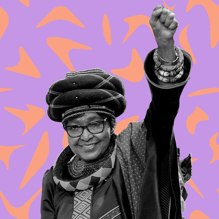 A Atribute To Winnie Mandela