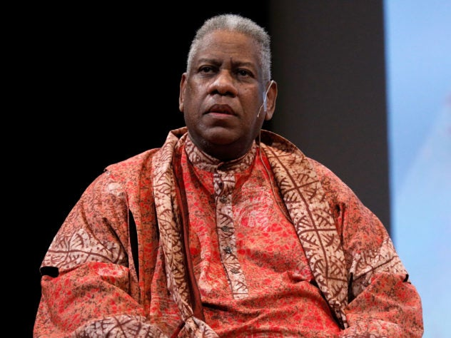 Watch! This Clip From New Doc On Fashion Icon André Leon Talley Gives Insight Into His Fascinating Life