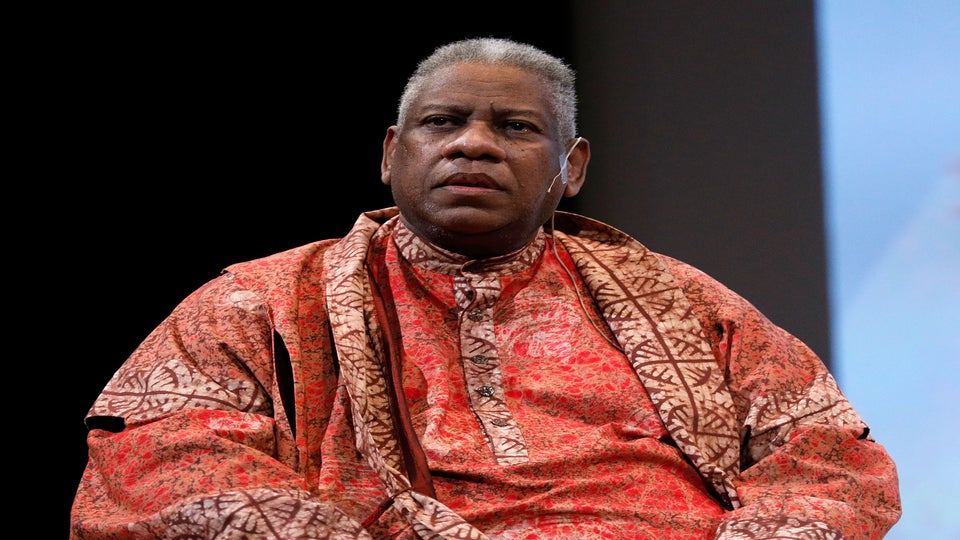 Fashion Icon André Leon Talley Will Be Honored In Upcoming Documentary