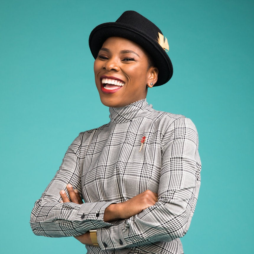 Black Girl Brilliance Project: Luvvie Ajayi Shares How Authenticity Is Key To Becoming The Voice Of A Generation