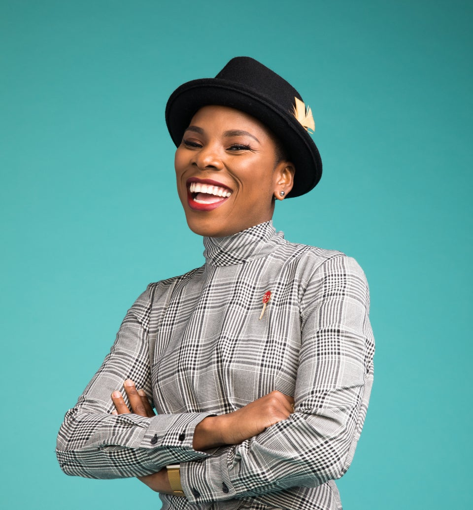 Luvvie Ajayi Shares How Authenticity Is Key To Becoming The Voice Of A Generation