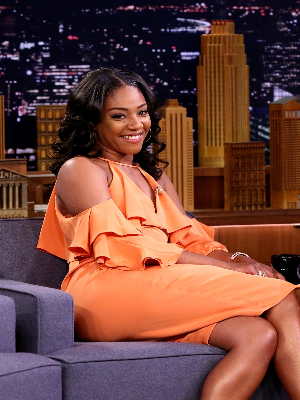 """The Quick Read: Tiffany Haddish Says She And Beyoncé Are """"Cool"""" After Biting Story Went Viral"""