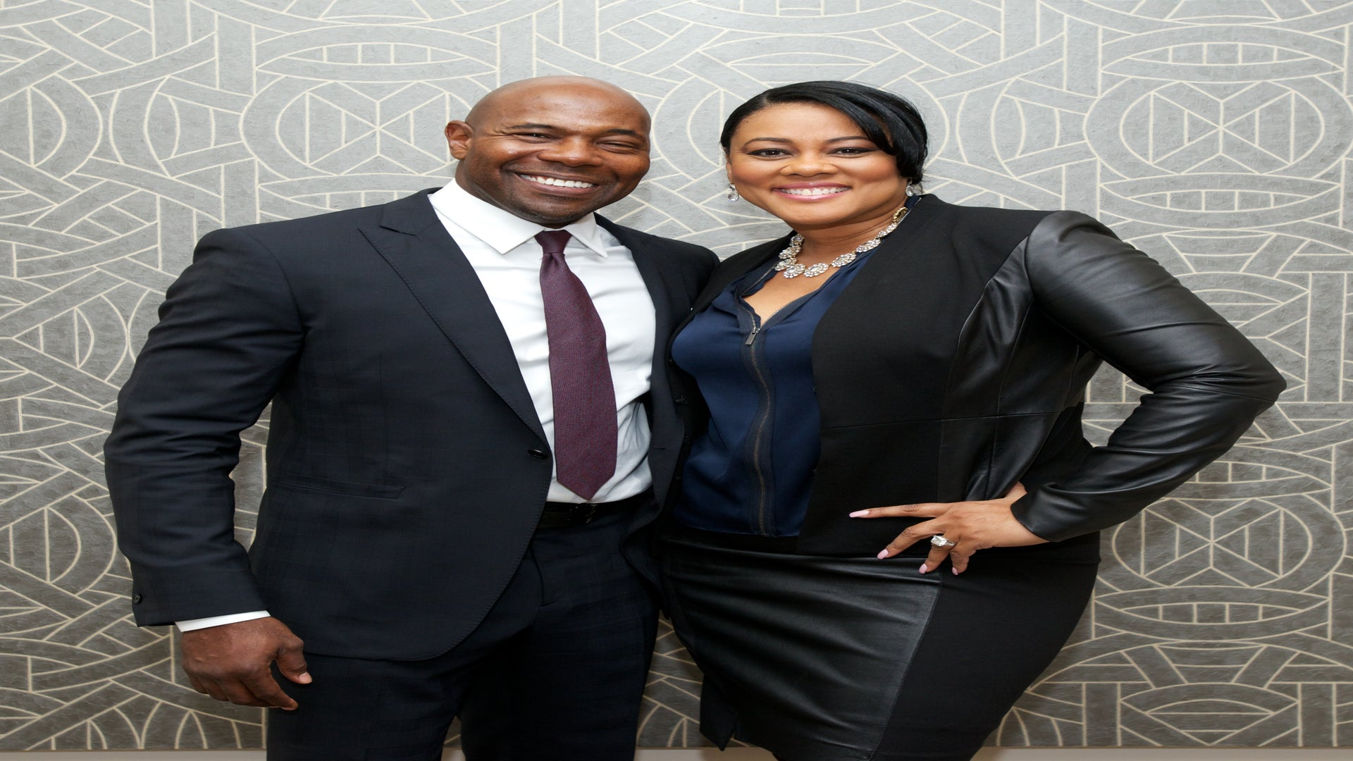 'Waiting To Exhale' Star Lela Rochon Celebrates 19 Years Of Marriage To Director Antoine Fuqua