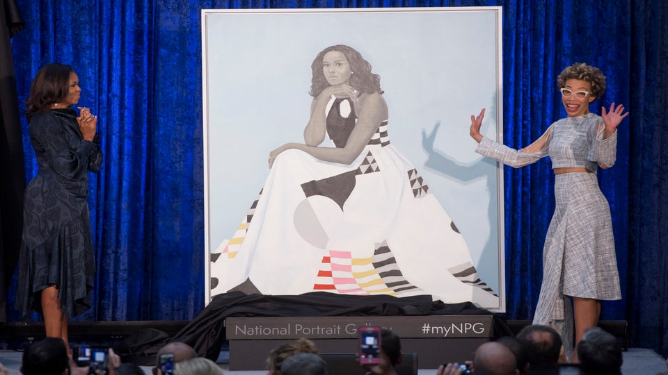 Into the Light: Amy Sherald On The Gravity Of Creating An Official White House Portrait