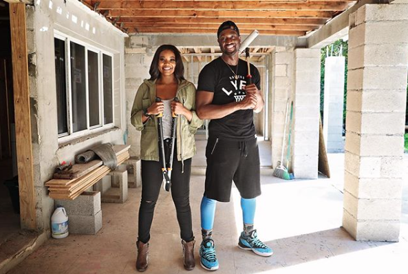 Set Your DVRs! Gabrielle Union And Dwyane Wade Have A New HGTV Special Coming Soon