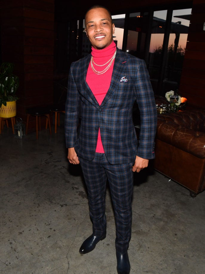 T.I. Defends Black Girl Sent Home From School For Her Braids
