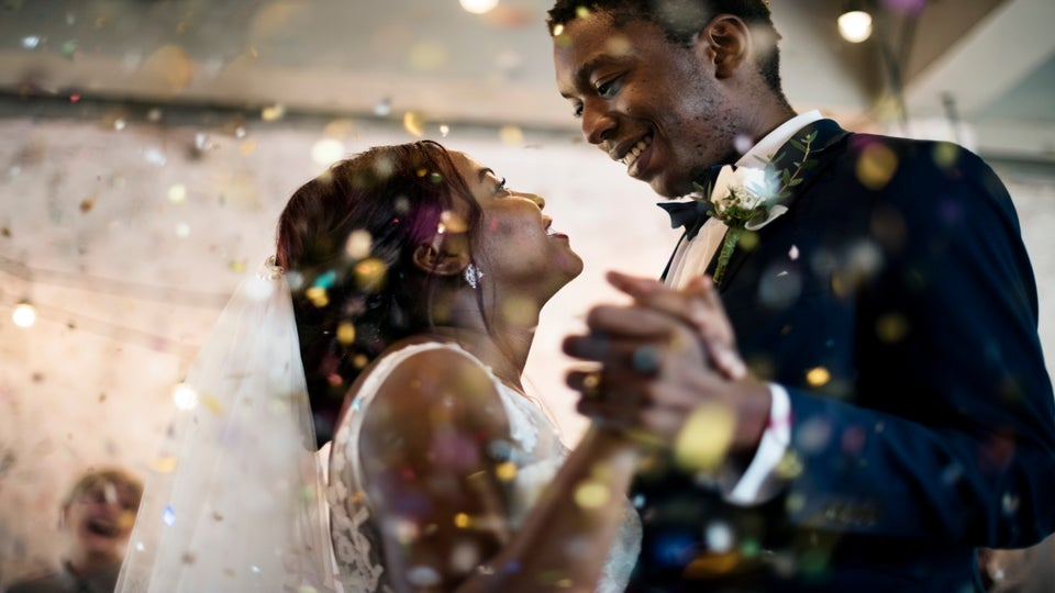 These 27 Love Songs Are A 'Must Play' At Every Black Wedding