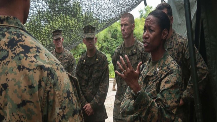 This Woman Has Has Been Nominated To Be The First-Ever Black Woman Brigadier General