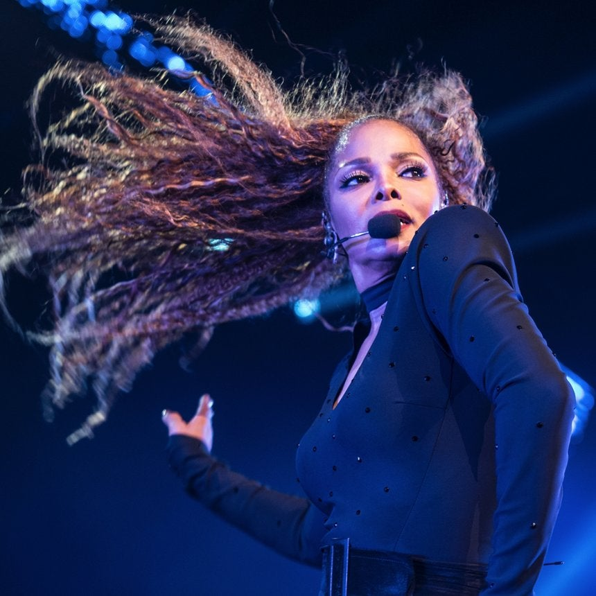Janet Jackson Has Been Nominated For The 2019 Rock Hall Of Fame