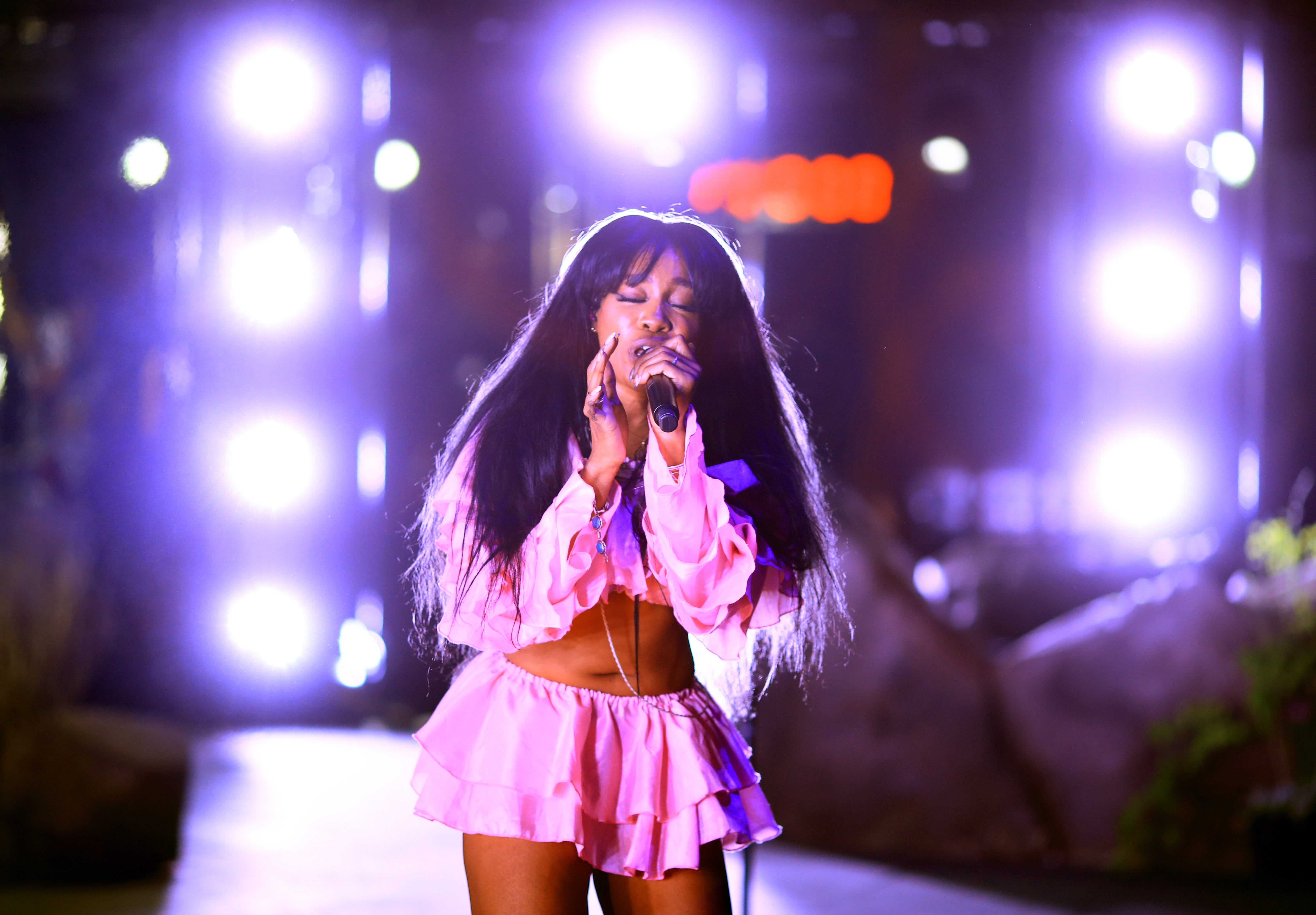 SZA, The Weeknd, Travis Scott Collaborate For 'Game Of Thrones' Song 'Power Is Power'