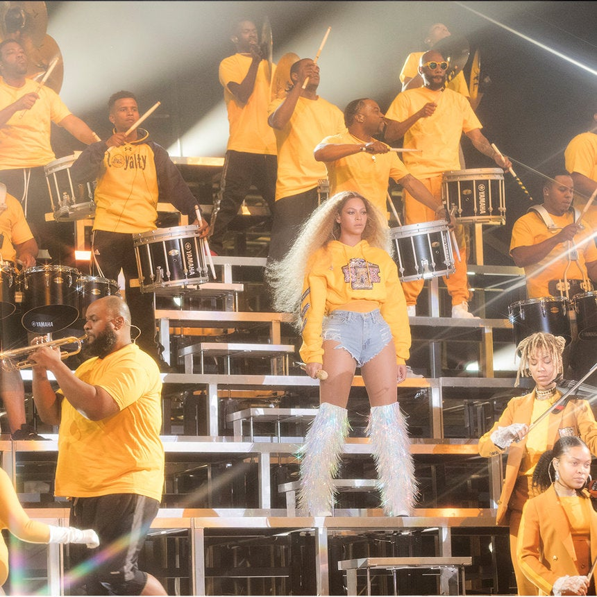 Here's How Much Beyoncé Earned From Legendary Coachella Performance