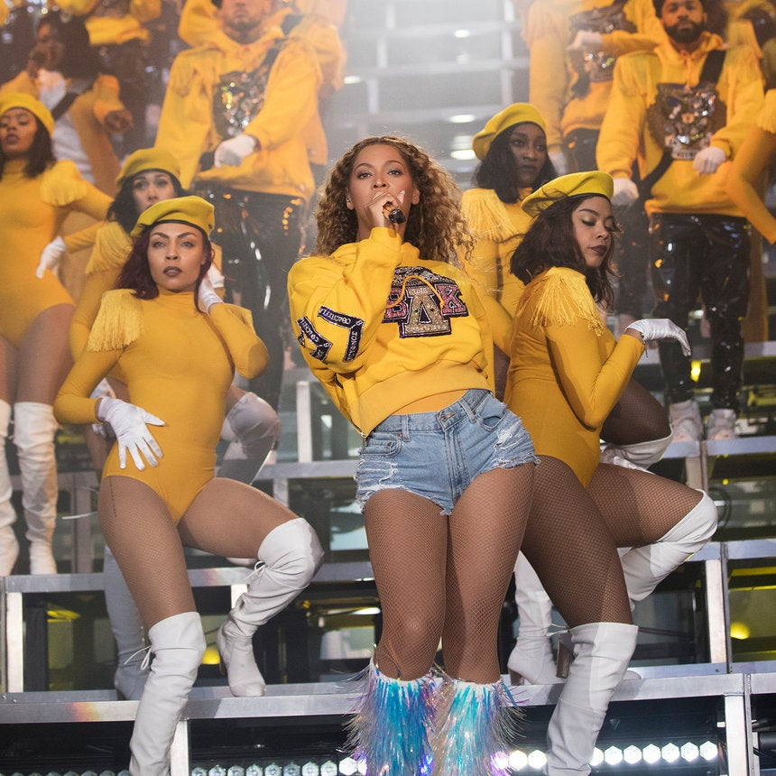 Amen! Beyoncé's Coachella Performance Was The Ultimate Celebration Of HBCUs And Black Women