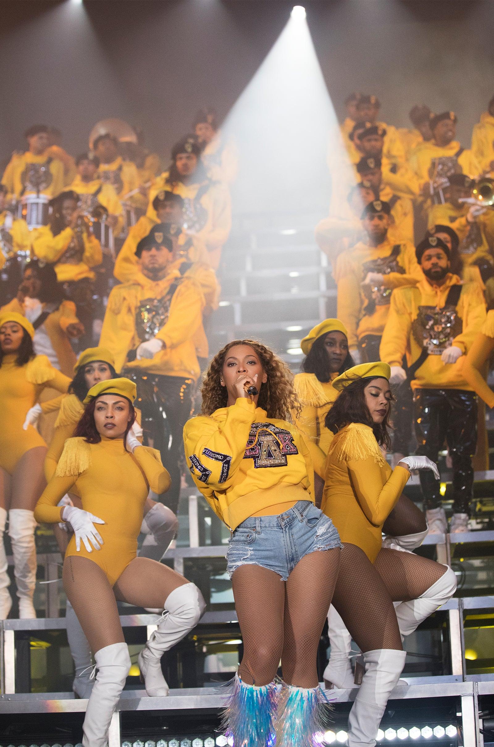 Beyoncé's 2018 Coachella Performance