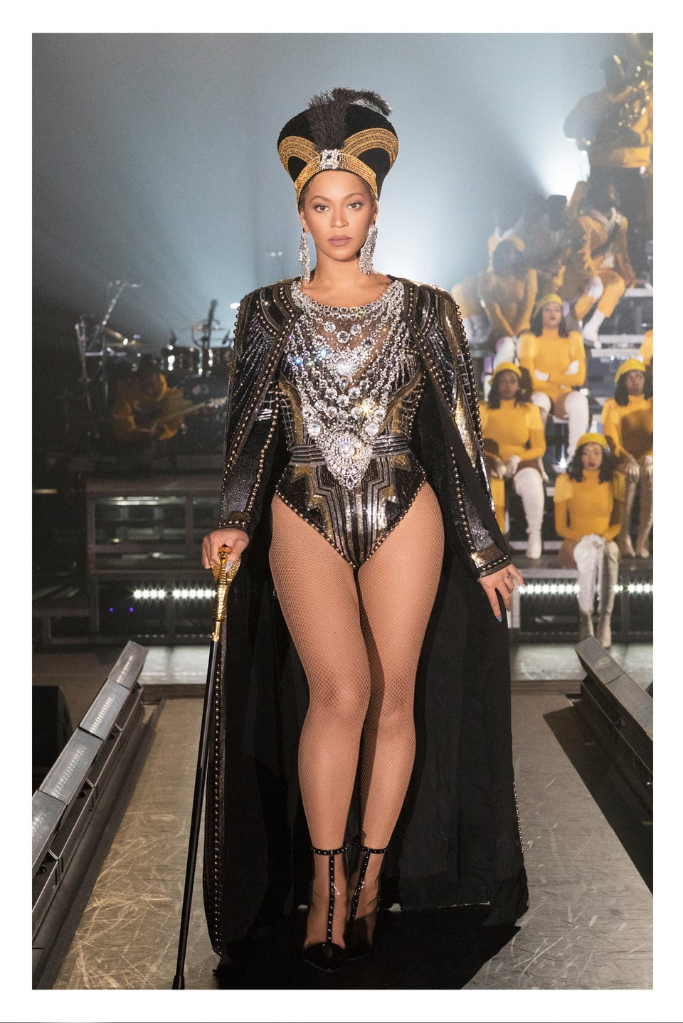 This Is Why Tina Knowles-Lawson Was A Little Hesitant When It Came To Beyoncé's Coachella Performance