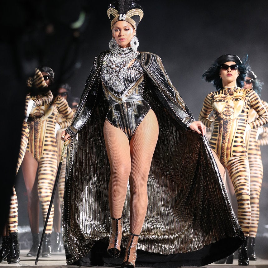 Beyoncé's Coachella Costumes Were Designed By A Black Man, Of Course