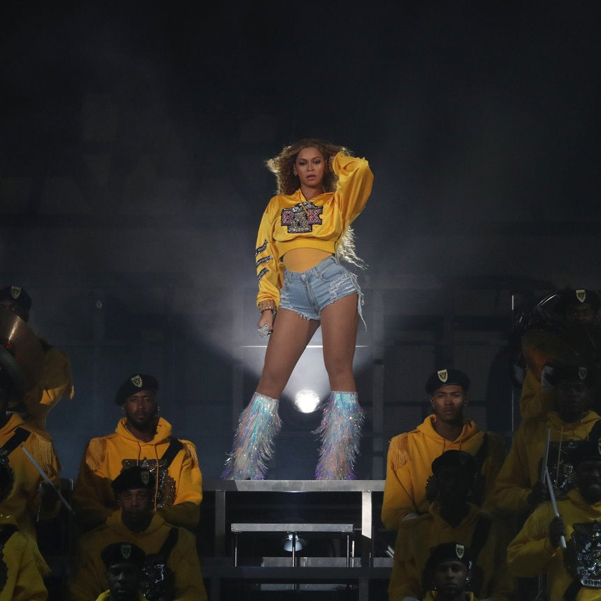 These Are All The Deep Cuts Beyoncé Paid Homage To During Her Historical Coachella Set