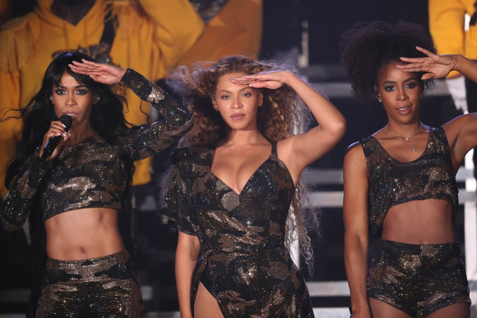 Here Are Some Of Beyonce's Blackest Moments From #Beychella