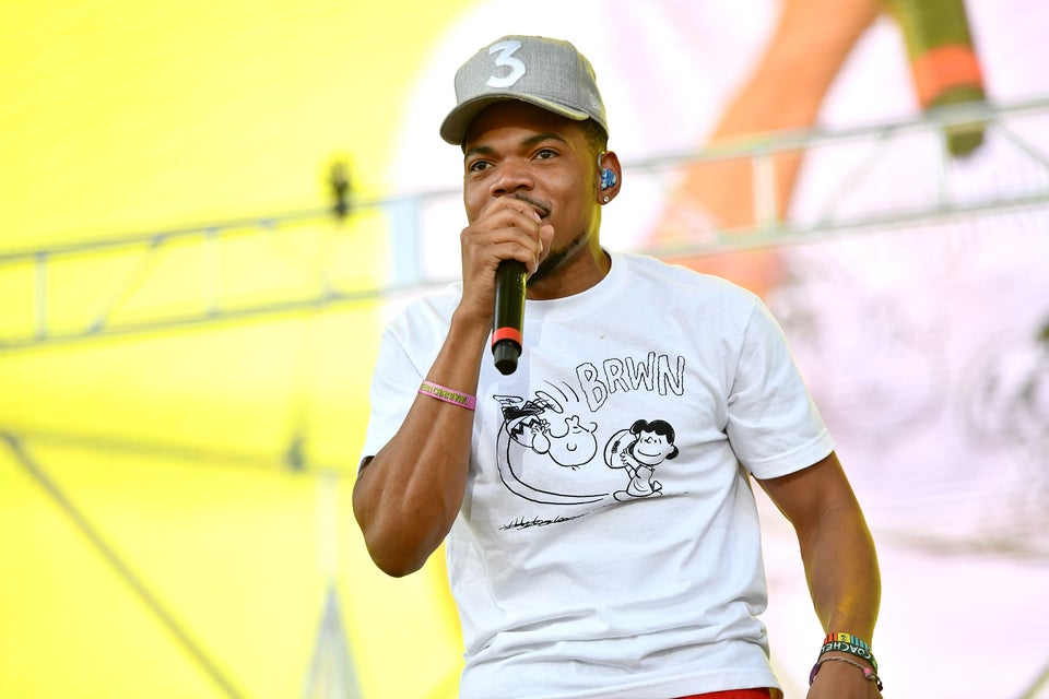 Chance The Rapper Apologizes For Working With R. Kelly