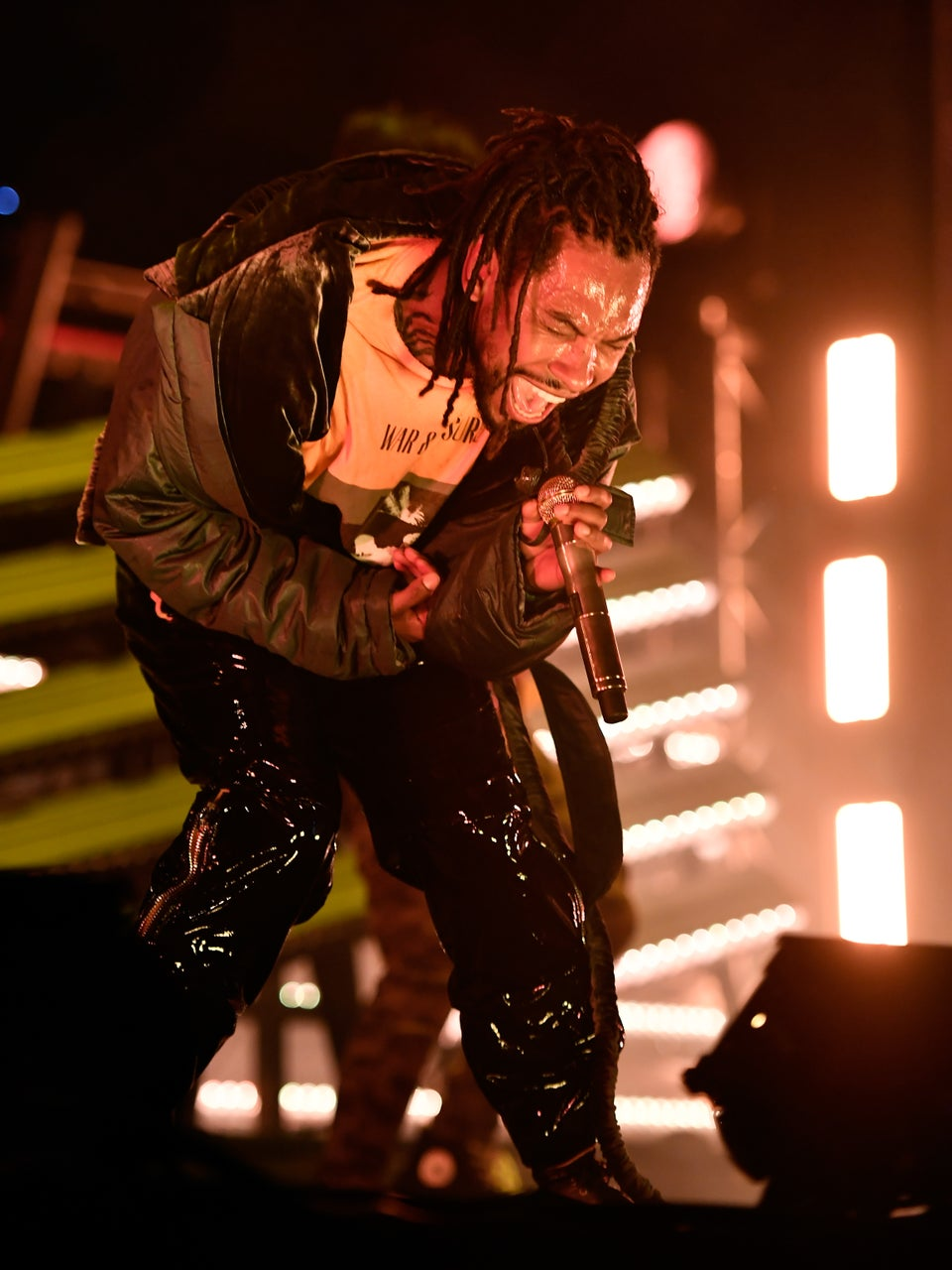 WATCH: Miguel Rocks The Stage With New Music, Classics And More In Epic Coachella Performance