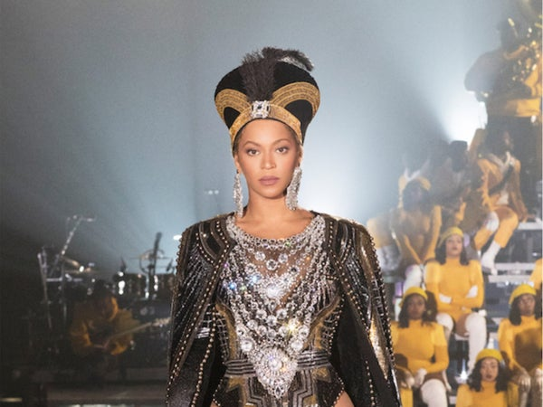 Blue Ivy's Cameo In The Trailer For Beyonce's 'Homecoming' Is Breaking The Internet