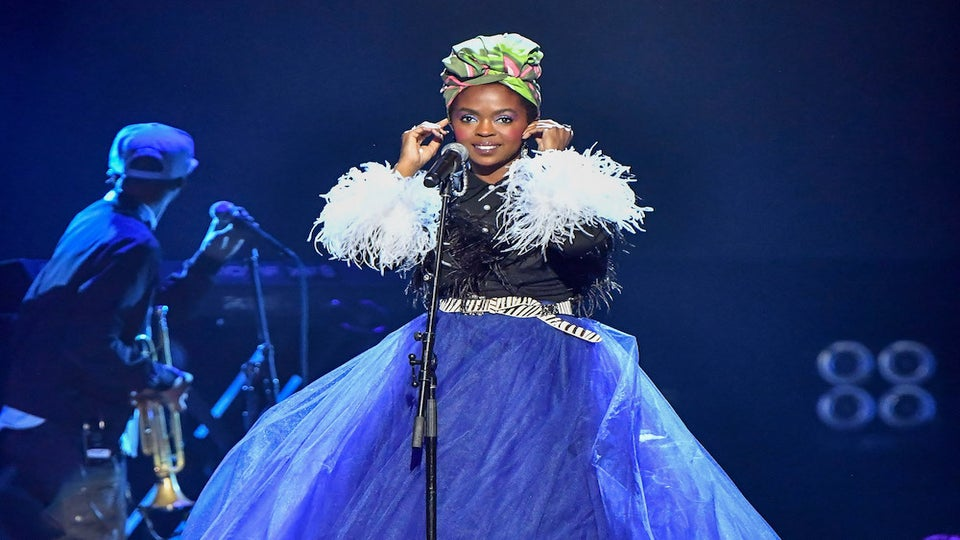 Lauryn Hill Is Going On Tour To Celebrate The Anniversary Of 'The Miseducation Of Lauryn Hill'