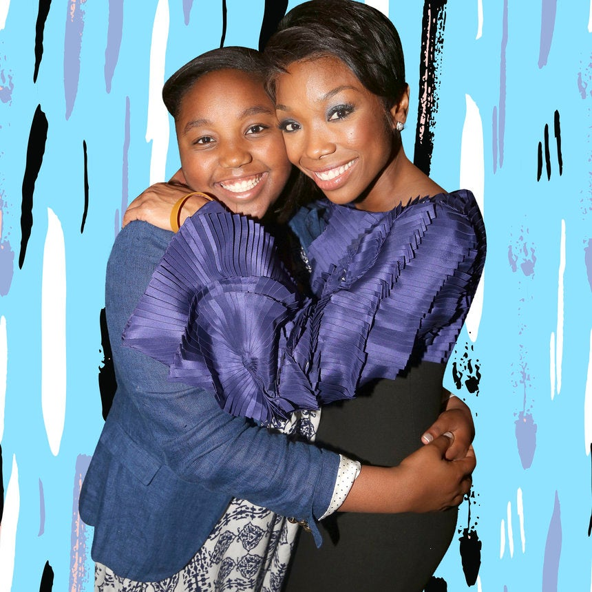 12 Times Brandy And Her Daughter Sy'rai Were Totally Twinning