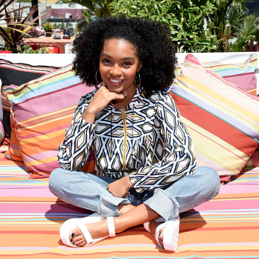 5 Super Cool Things Yara Shahidi Accomplished During Her Gap Year—Just To Name A Few
