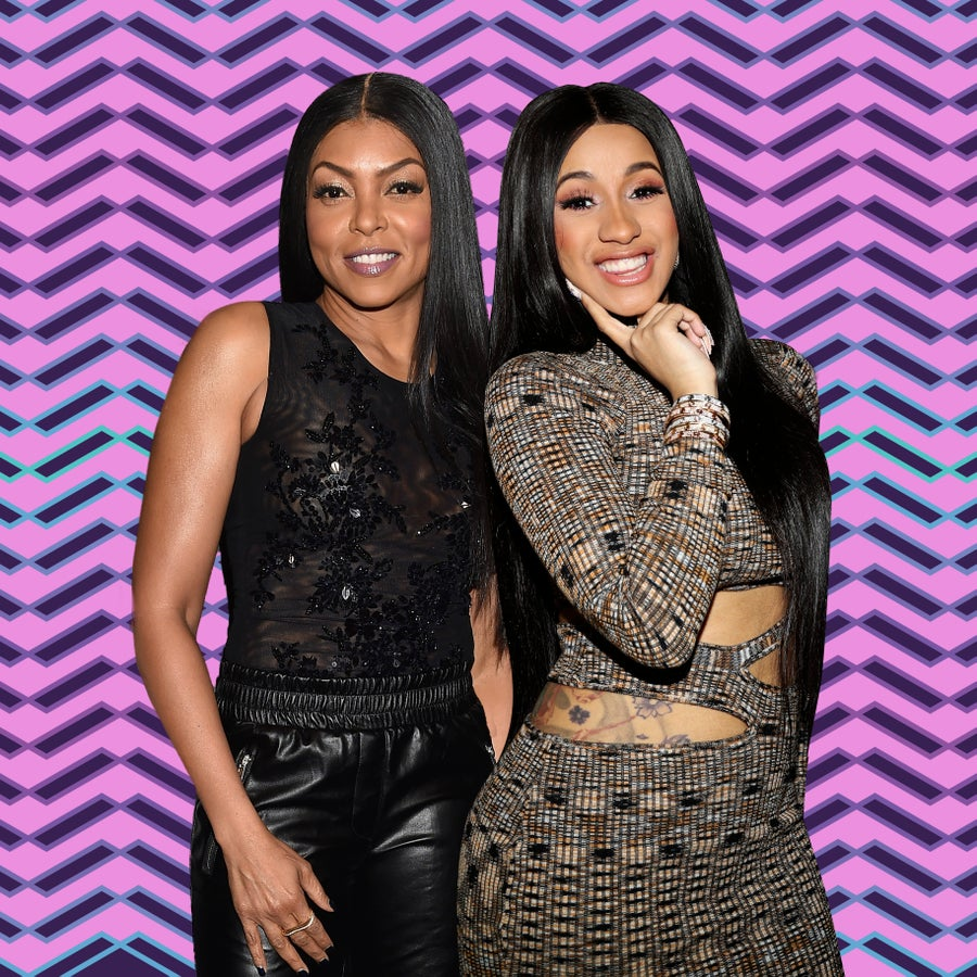 Taraji P. Henson Writes Essay On Cardi B For TIME 100