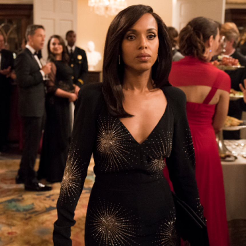 'Scandal's Series Finale Marks The End Of Olivia Pope's Amazing Style