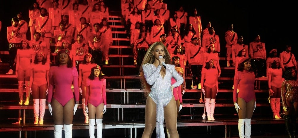 #Beychella Lives On: Beyoncé's Coachella Stage Is on Display at This Year's Festival