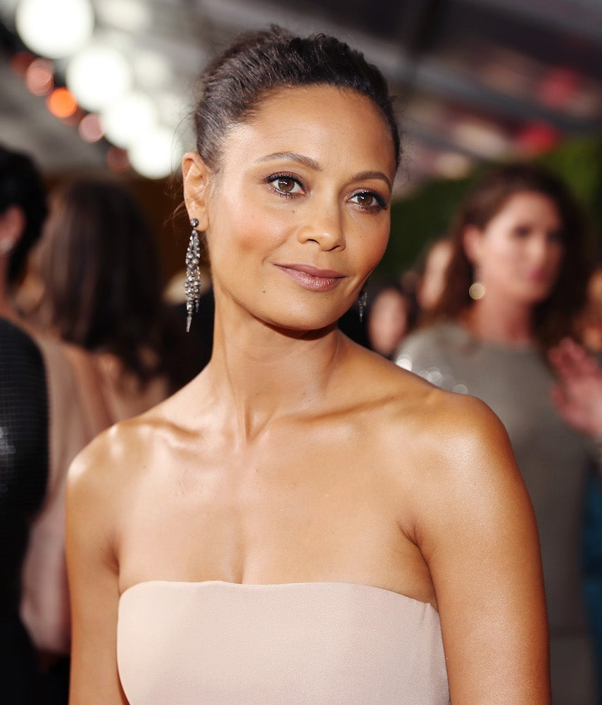 Thandie Newton Says She Was Shut Out Of Hollywood's #TimesUp Movement