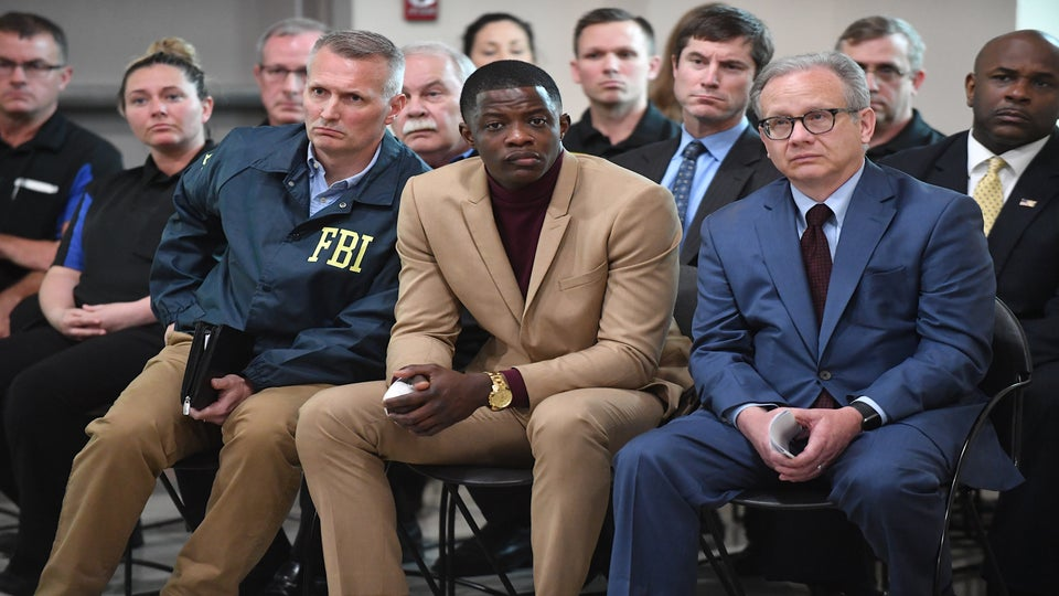 James Shaw Jr. Hailed A Hero InWaffle House Shooting After Wrestling Gun From Suspect
