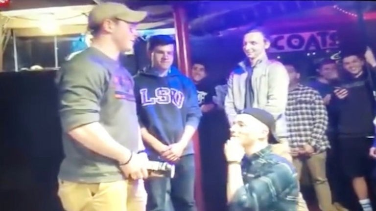 'Extremely' Racist Videos Lead To Expulsion Of Syracuse University Fraternity, Disciplinary Charges