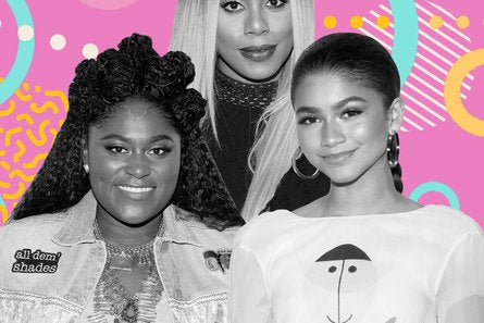 Zendaya, Laverne Cox, Danielle Brooks And All The Celebs Who Stunned At NYC's 2018 Beautycon - Essence