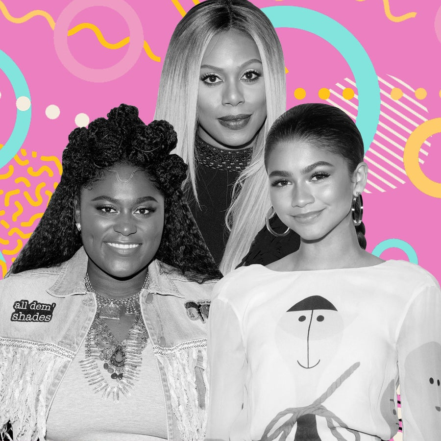 Zendaya, Laverne Cox, Danielle Brooks And All The Celebs Who Stunned At NYC's 2018 Beautycon