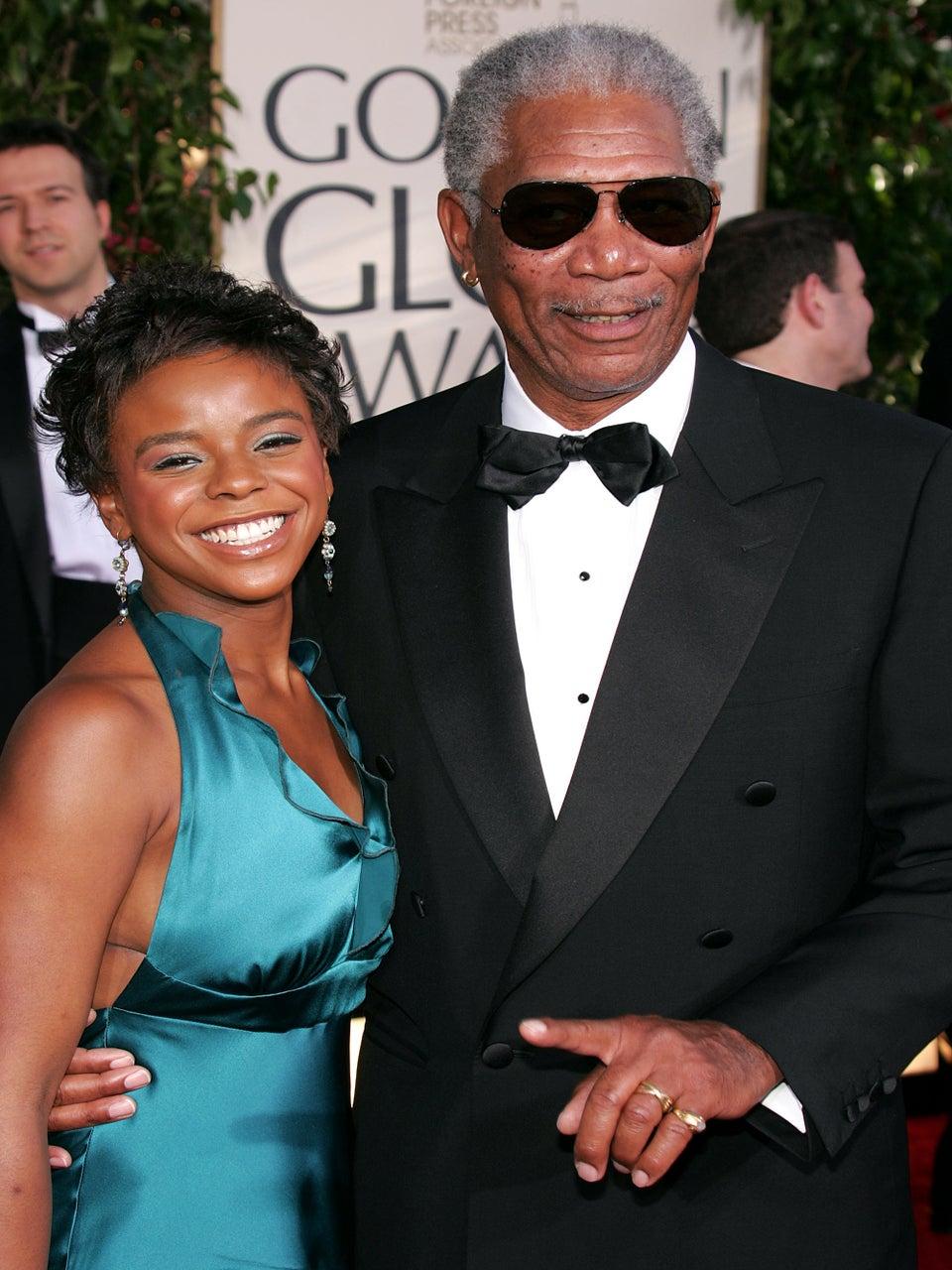 Man Accused Of Killing Morgan Freeman's Step-Granddaughter Says Victim Had 'Grandpa Feelings'