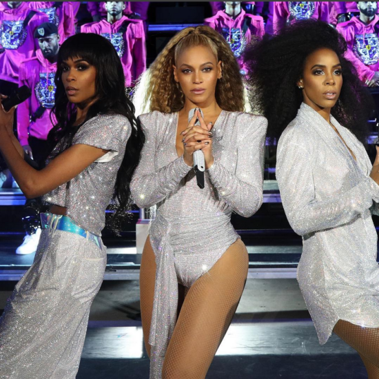 Michelle Williams Was Just As Surprised By Beyoncé's Coachella Performance As We Were