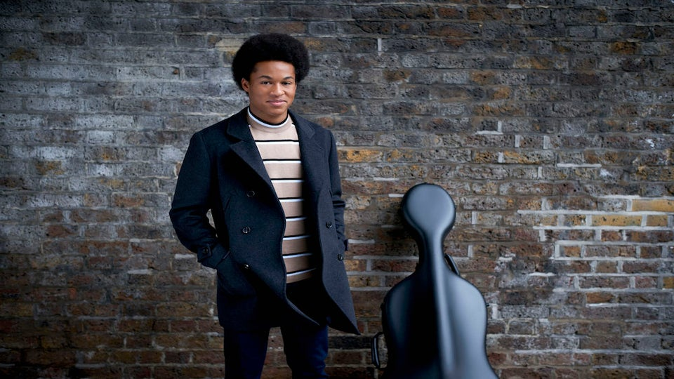 Who Is Sheku Kanneh-Mason? 5 Things To Know About The Royal Wedding Cellist