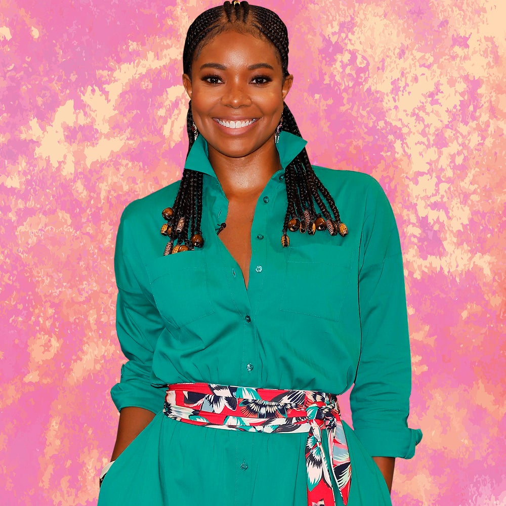 Gabrielle Union Shows Us How To Rock Braids Beautifully And Were