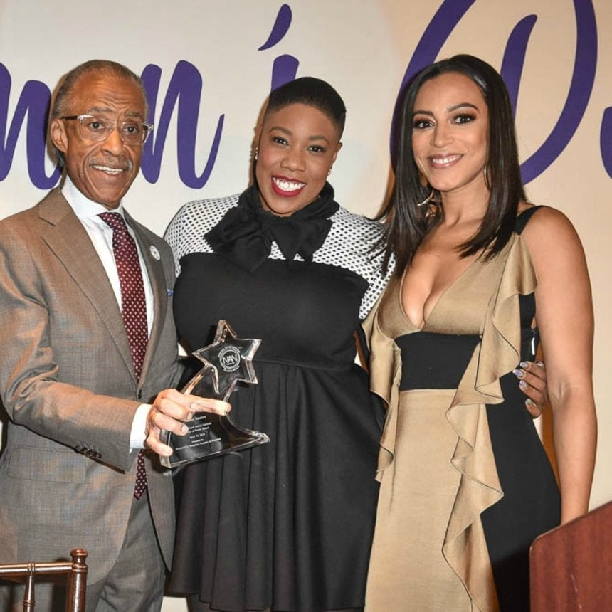 ICYMI: Angela Rye, Kamala Harris, And More Join Al Sharpton For The 2018 NAN Convention In NYC