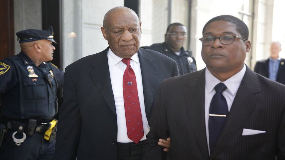 Bill Cosby Lashes Out In Court, Calls DA An 'A–hole'