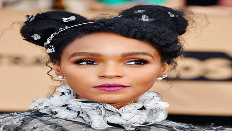 Janelle Monáe's Reaction To Her Grammy Nomination Has Us In Our Feelings