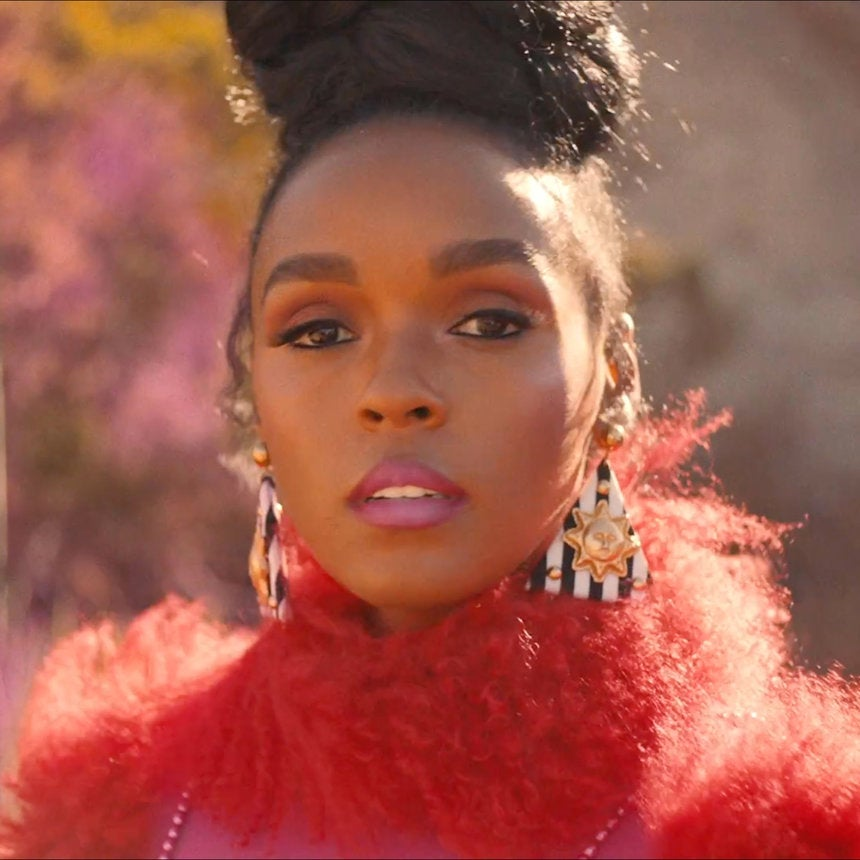 We Can't Wait To Try These Beauty Lewks From Janelle Monáe's 'Dirty Computer' Emotion Picture
