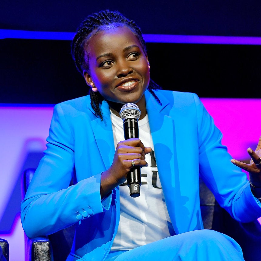 You'll Never Guess How Lupita Nyong'o Decompressed After 'Black Panther'