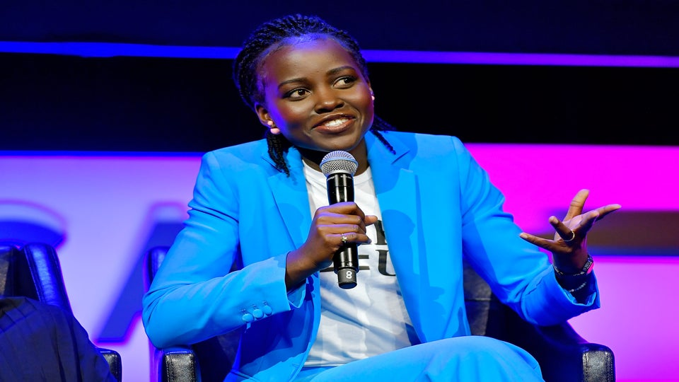 Lupita Nyong'o Spent 10 Days In Silence For Self-Care After 'Black Panther'