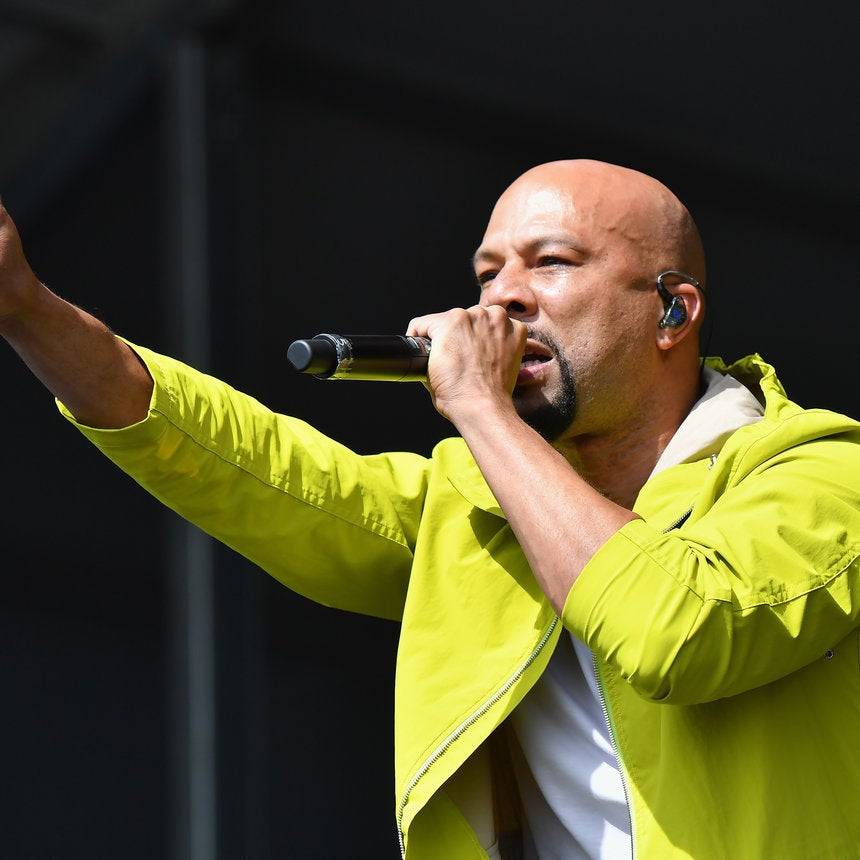 Watch 'Hunter Killer' Star Common Freestyle His Love For Denzel Washington
